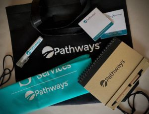 Promotional materials for Pathways printed by Bold Images in Print
